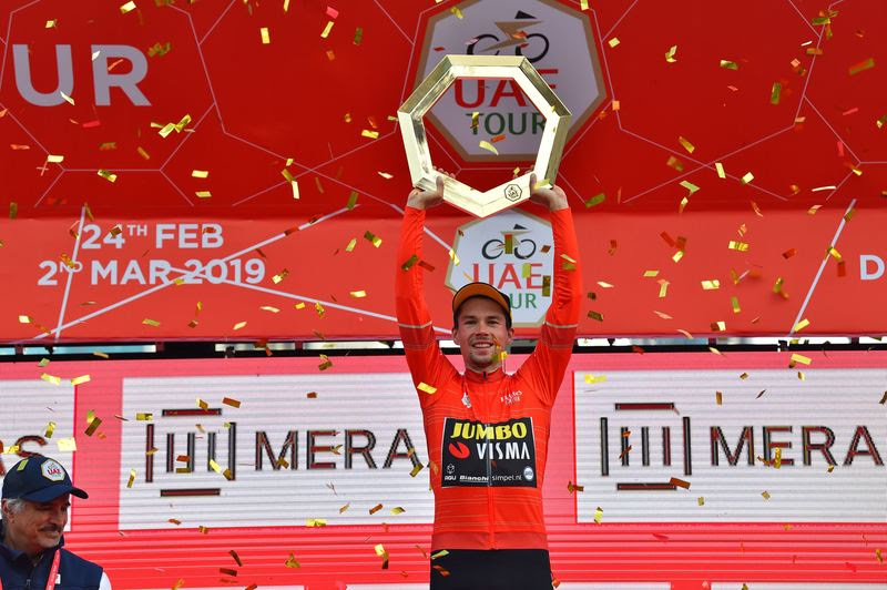 Primoz Roglic Takes Overall At Uae Tour Bike World News
