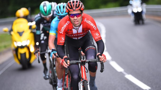 Tom Dumoulin Out Of The Tour De France Bike World News